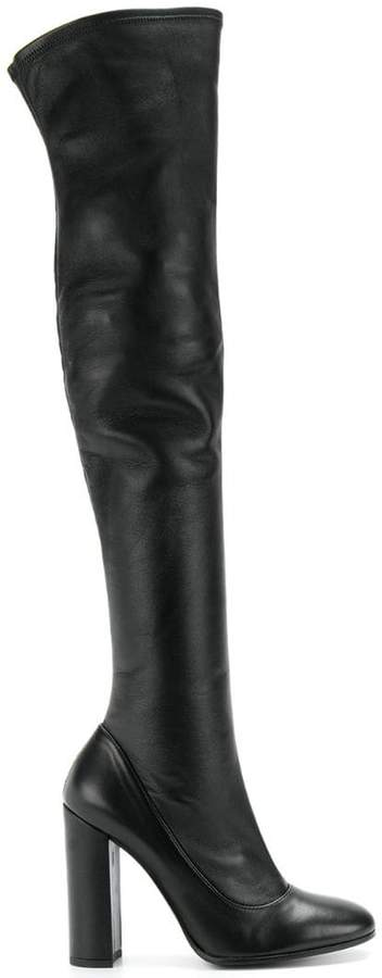 Fabi over the knee boots