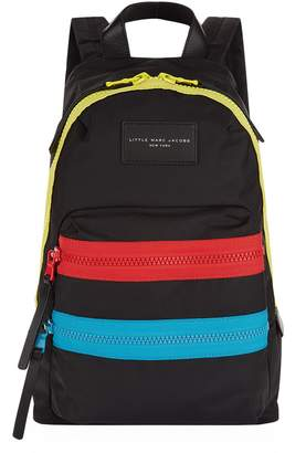 Marc Jacobs Striped Backpack
