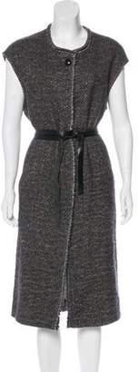 Isabel Marant Knit Longline Vest