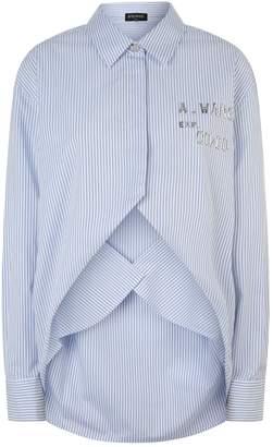 Alexander Wang OversizedStripe Shirt