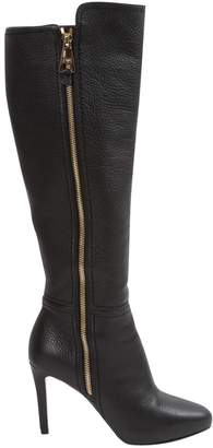 Clearance Shop Offer Pre-owned - Leather riding boots Emporio Armani Cheap Amazon JWuCbfKJ
