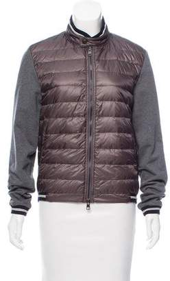 Moncler Maglia Knit Jacket w/ Tags