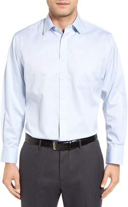 Nordstrom Smartcare(TM) Traditional Fit Stripe Dress Shirt