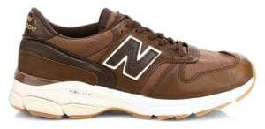 New Balance Made In The UK 770.9 Leather Sneakers