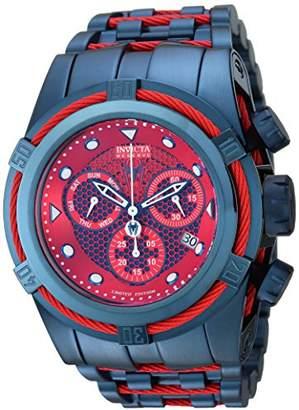Invicta Men's 'Marvel' Quartz Stainless Steel Watch