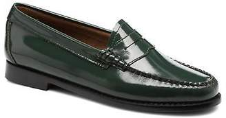 G.H. Bass Women's Weejun WMN Penny Wheel Rounded toe Loafers in Green