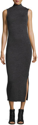 French Connection Sweeter Sleeveless Midi Sweaterdress $128 thestylecure.com