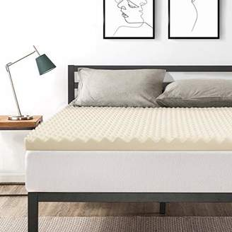 Best Price Mattress Twin 3 Inch Egg Crate Memory Foam Bed Topper with Copper Infused