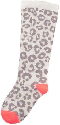 Crazy 8 Crazy8 Leopard Socks