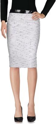 Pinko Knee length skirts