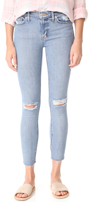 Hudson Nico Ankle Skinny Jeans $225 thestylecure.com