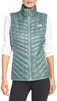 Women's The North Face Thermoball Primaloft Vest $149 thestylecure.com