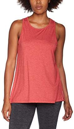 36173b1a626f ... Esprit Women s Zum Knoten Sports Tank Top,(Manufacturer Size  X-Large)