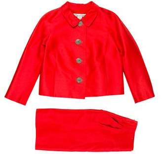 Oscar de la Renta Knee-Length Skirt Suit