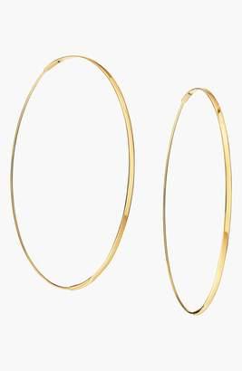 Lana 'Large Flat Magic' Hoop Earrings