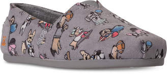 Skechers Women's Bobs Plush - Sporty Dogs Bobs for Dogs Casual Slip-On Flats from Finish Line