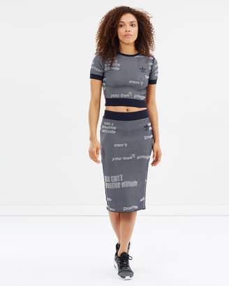 adidas Graphic Skirt