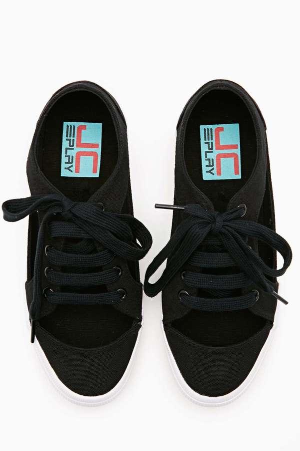 Nasty Gal Lylas Cutout Sneaker
