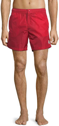 d18d2c4627 Moncler Men's Swim Trunks with Logo