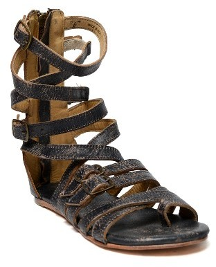 Women's Bed Stu Seneca Gladiator Sandal $134.95 thestylecure.com