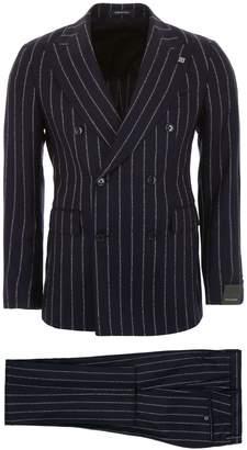 Tagliatore Pinstriped Suit