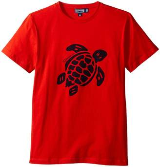 Vilebrequin Kids Turtle Graphic Tee Boy's Swimwear