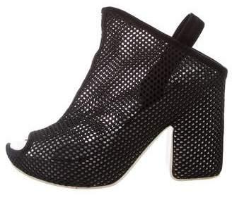 Balenciaga Mesh Glove Sandals