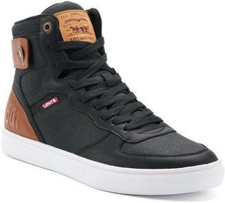 Levi's Levis Jeffrey Hi 501 Core Men's High-Top Sneakers