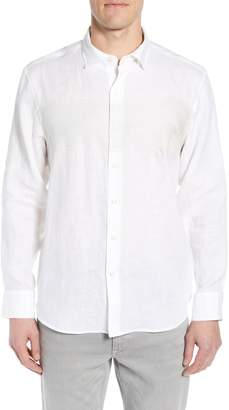 Tommy Bahama Maro Fronds Linen Sport Shirt