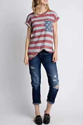 Ami 12pm by Mon All American Tshirt