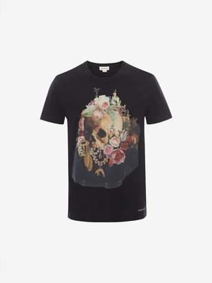Alexander McQueen Still Life Skull T-Shirt