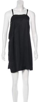 Ilaria Nistri Sleeveless Mini Dress