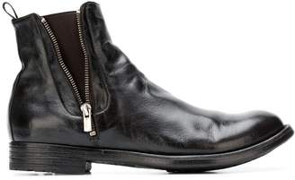 Officine Creative side-zip Chelsea boots