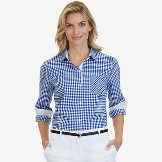 Gingham Perfect Shirt $54.50 thestylecure.com
