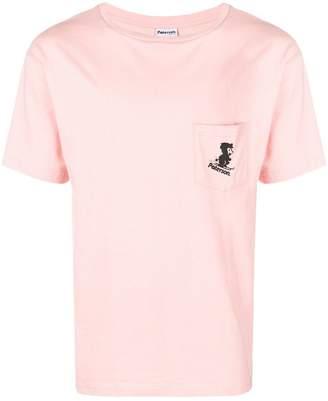 Paterson. Ski Bear pocket T-shirt