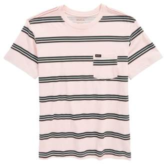 RVCA Success Stripe T-Shirt