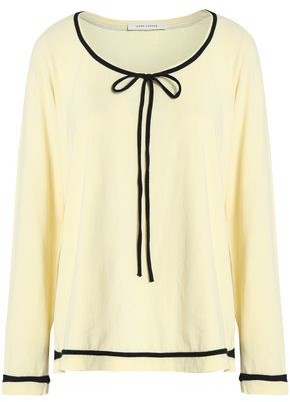 Marc Jacobs Cotton-Jersey Top