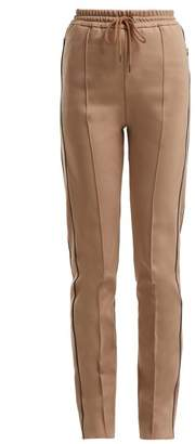Joseph Straight Leg Technical Jersey Sweatpants - Womens - Beige