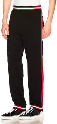 Givenchy Stripe Sweatpants