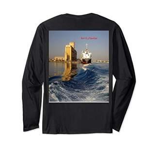 Long Sleeve T-Shirt Portsudan
