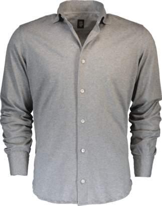 Eleventy Solid Jersey Shirt