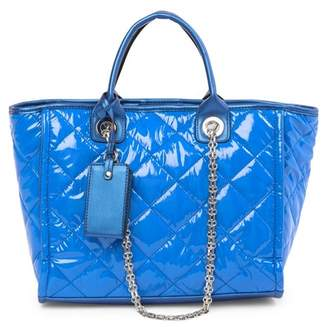 Steve Madden Storm Quilted Medium Tote Bag