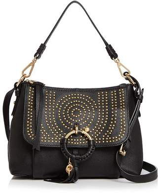 See by Chloe Joan Studded Leather Crossbody