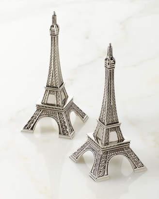 Godinger Eiffel Tower Salt & Pepper Shakers
