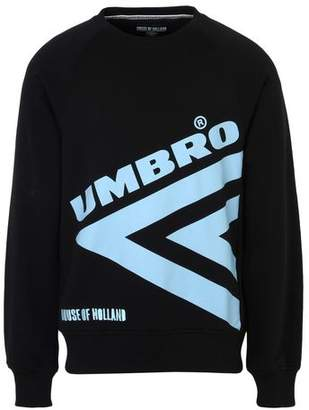 House of Holland UMBRO x DIAMOND SIDE RIB SWEATSHIRT Sweatshirt