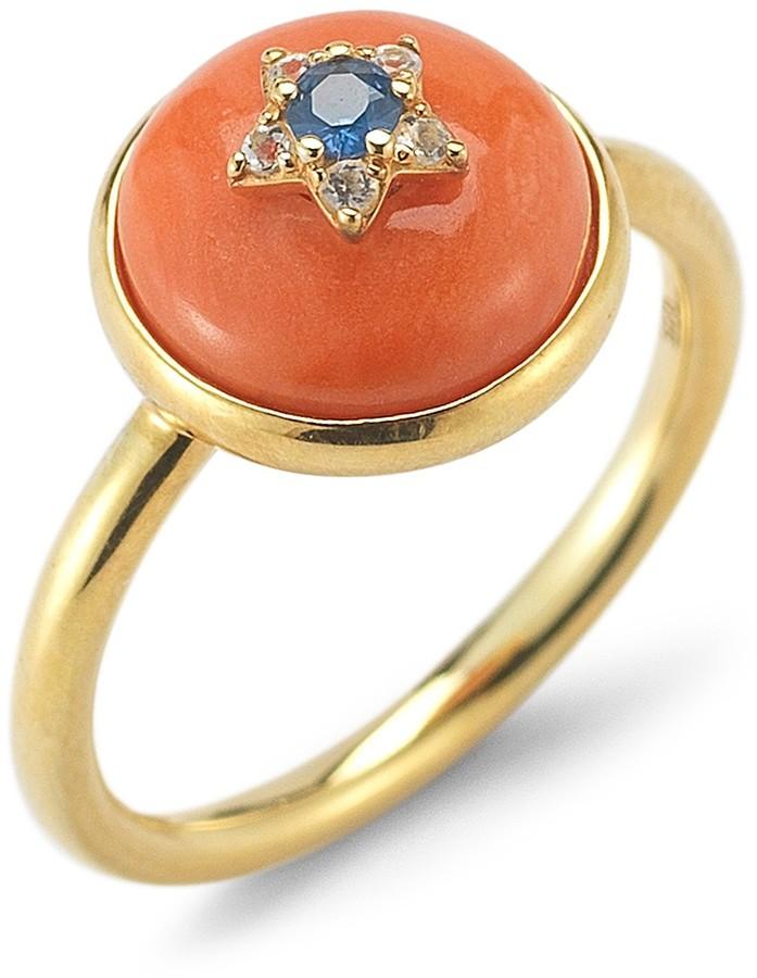 Elizabeth And JamesElizabeth and James Victoria Rhinestone Star Ring