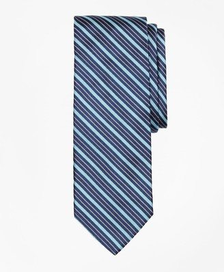 Brooks Brothers Track Stripe Tie