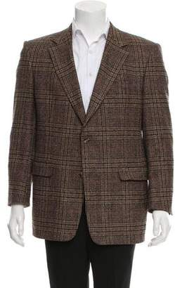 Burberry Wool Two-Button Blazer
