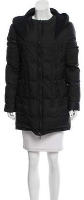 Pierre Balmain Knee-Length Puffer Coat