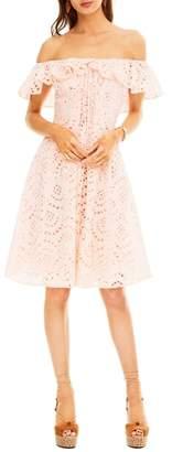 ASTR the Label Joyce Off the Shoulder Dress